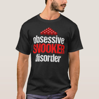 Funny Snooker Game T-Shirt