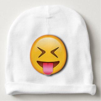 Funny Social Emoji Baby Beanie