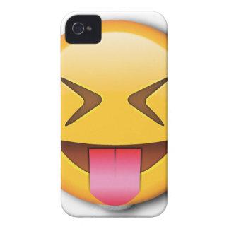 Funny Social Emoji iPhone 4 Cover