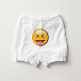 Funny Social Emoji Nappy Cover