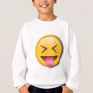 Funny Social Emoji Sweatshirt