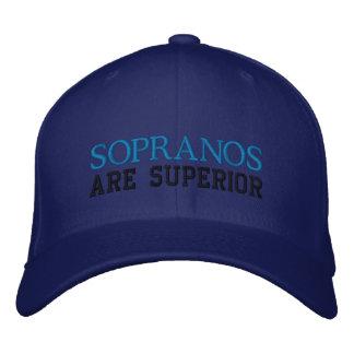 Funny Soprano Superior Cap Embroidered Hat