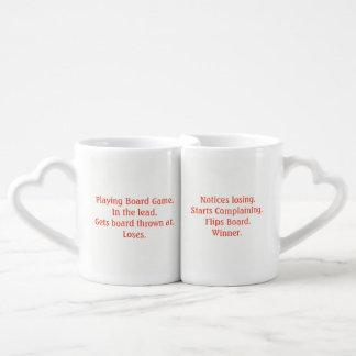 Funny Sore Loser Lovers Mugs