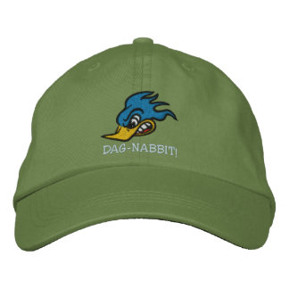 Funny Southern expletive Embroidered Hat