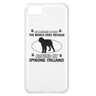 Funny spinone italian designs iPhone 5C case