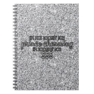 Funny Spiral Note Book