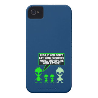 Funny sprouts iPhone 4 covers