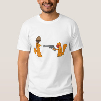 Funny Squirrel T-shirt