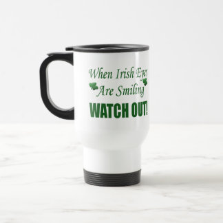 Funny St. Patrick's Day Gift Coffee Mug