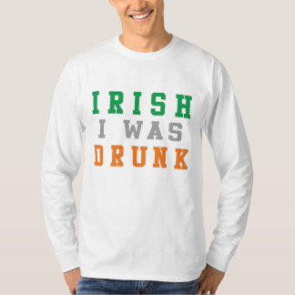 Funny St. Patrick's Day Irish Shirt