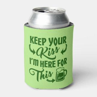 Funny St Patricks Day Kiss Deterrent | Irish Beer
