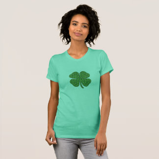 Funny St. Patrick's Day T-shirt Women's