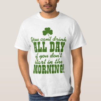 Funny St Pattys Day Drinking Party T-Shirt