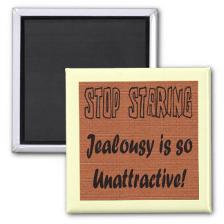 Funny Stop Staring T-shirts Gifts Refrigerator Magnets