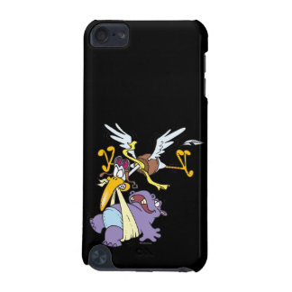 funny stork delivering baby hippo iPod touch 5G cover