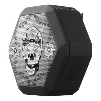 Funny sugar skull black boombot rex bluetooth speaker