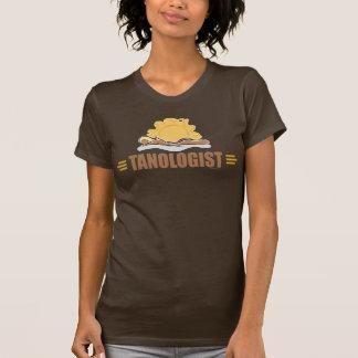 Funny Sun Tanning T Shirt
