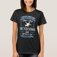 Funny Super Sexy Skydiving Lady
