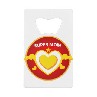 Funny Superhero Flash Mom emblem