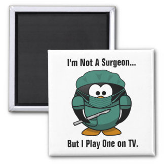 Funny Surgeon Magnet