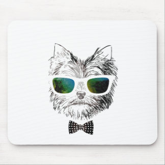 Funny Swag Dog Puppy Mouse Pad