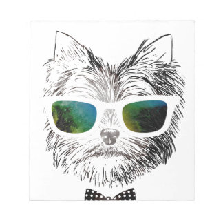 Funny Swag Dog Puppy Notepad