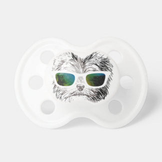 Funny Swag Dog Puppy Pacifier