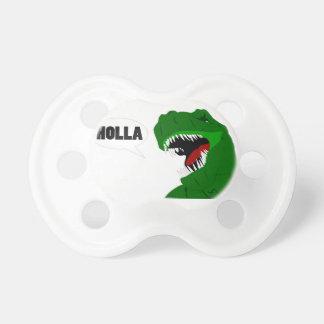 Funny T-rex Dinosaur Holla design Dummy