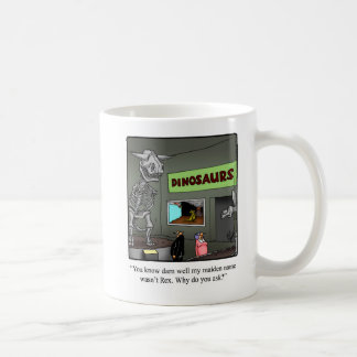 "Funny ""T-Rex"" Marriage Humor Mug Gift"