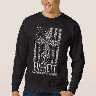 Funny T-Shirt For EVERETT