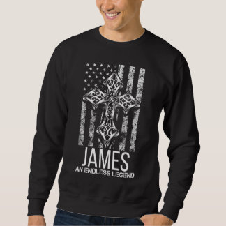 Funny T-Shirt For JAMES