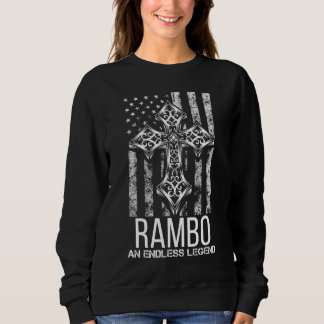 Funny T-Shirt For RAMBO