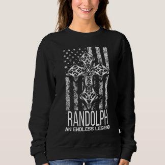 Funny T-Shirt For RANDOLPH