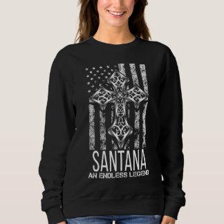Funny T-Shirt For SANTANA