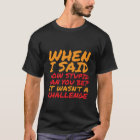 Funny T-shirt Sarcastic Quotes for Stupid People