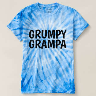 Funny T-Shirts for Grandpa, GRUMPY GRAMPA