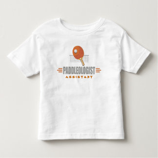 Funny Table Tennis Toddler T-Shirt