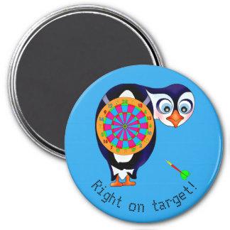Funny Target Magnet - Dart