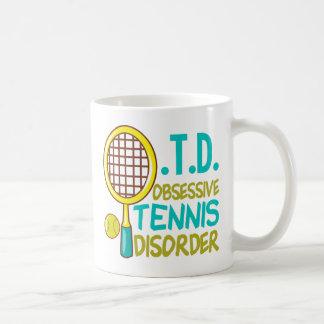 Funny Tennis Coffee Mug