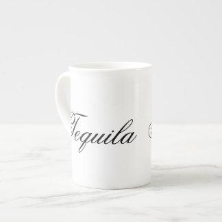Funny tequila hipster humor coffee tea humorous tea cup