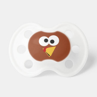 Funny Thanksgiving Turkey Face Dummy