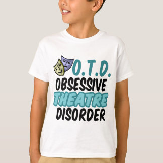 Funny Theatre Kid T-Shirt