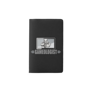 Funny Title for Football Fans Who Watch Teams Pocket Moleskine Notebook