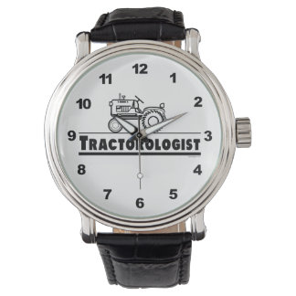 Funny Tractor Lover Watch