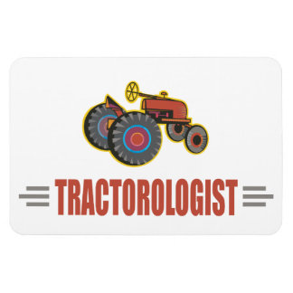 Funny Tractor Flexible Magnets