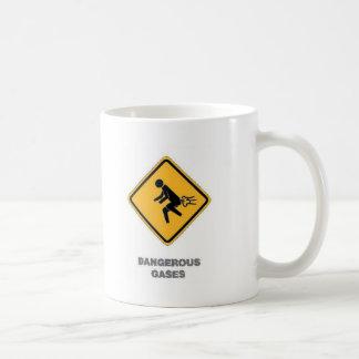 funny traffic sign basic white mug