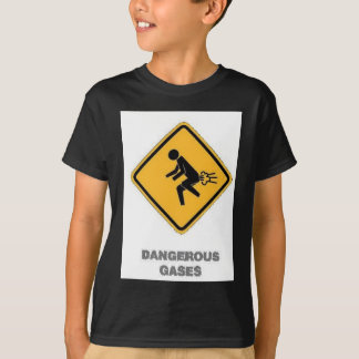 funny traffic sign T-Shirt