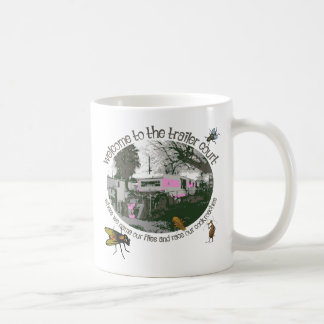 Funny Trailer Park Shirts and Gifts Coffee Mug