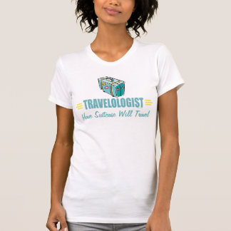 Funny Traveling T Shirt