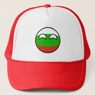 Funny Trending Geeky Bulgaria Countryball Trucker Hat